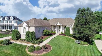 Springboro Single Family Home For Sale: 79 Carnoustie Lane