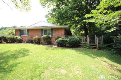 Beavercreek Single Family Home For Sale: 4305 Patterson Road