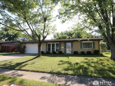 Englewood Single Family Home For Sale: 208 Southerly Hills Drive
