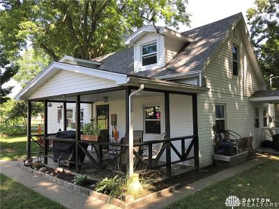 Kettering Single Family Home Active/Pending: 4204 Flowerdale Avenue