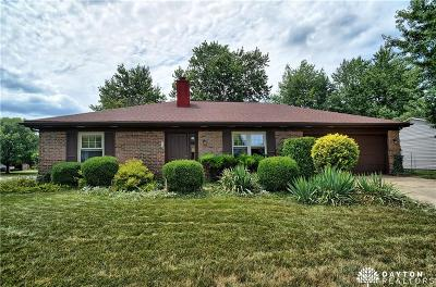 Englewood Single Family Home Active/Pending: 835 Ridge Road