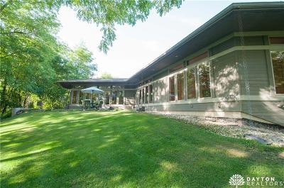 Urbana Single Family Home For Sale: 1661 Millerstown Road