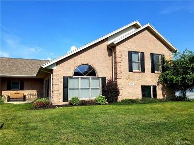 Troy Single Family Home For Sale: 695 Willow Creek Way