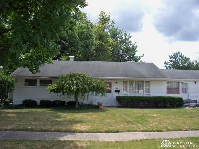 Vandalia Single Family Home For Sale: 214 Lockheed Drive