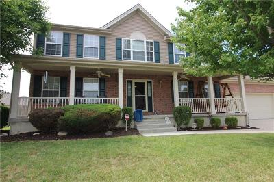 Huber Heights Single Family Home For Sale: 6149 White Oak Way