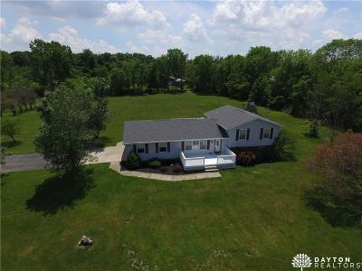 New Carlisle Single Family Home For Sale: 12495 Stafford Road