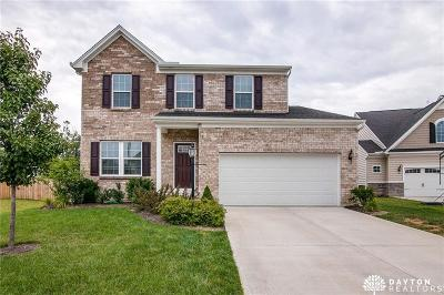 Troy Single Family Home For Sale: 1415 Golden Eagle Drive