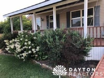 Brookville Single Family Home For Sale: 357 Westbrook Road