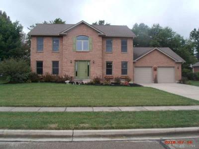 Brookville Single Family Home For Sale: 846 Flanders Avenue