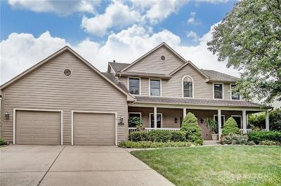 Dayton Single Family Home For Sale: 1542 Gatekeeper Way