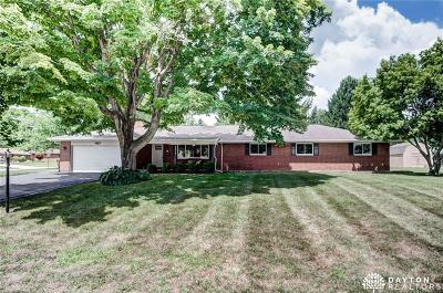Bellbrook Single Family Home Active/Pending: 4278 Hillcrest Drive