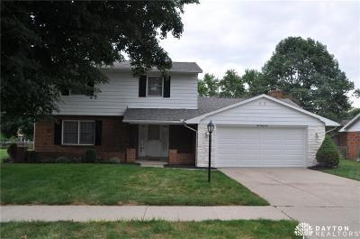 Troy Single Family Home For Sale: 1035 Maplecrest Drive
