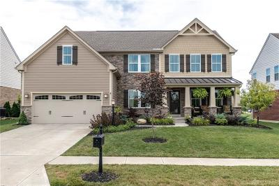 Centerville Single Family Home For Sale: 9713 Crooked Creek Drive