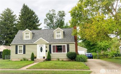 Englewood Single Family Home Active/Pending: 516 Wolf Avenue