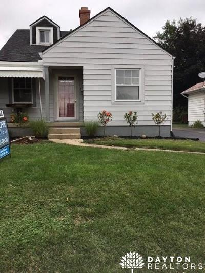 Kettering Single Family Home Active/Pending: 1449 Melrose Avenue