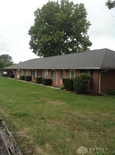 Dayton Multi Family Home For Sale: 7627 Essington Circle