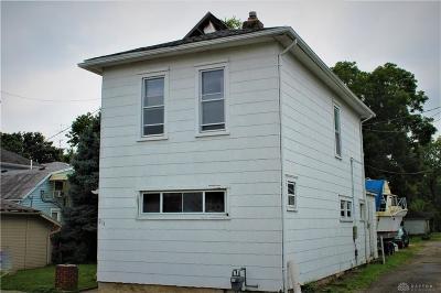 Single Family Home For Sale: 211 Light Street