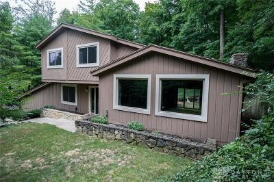 Dayton Single Family Home For Sale: 3420 Southdale Drive