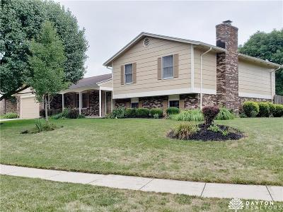 Vandalia Single Family Home For Sale: 1170 Bent Twig Drive