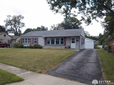 Brookville Single Family Home Active/Pending: 333 Sycamore Street
