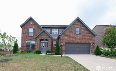 Springboro Single Family Home For Sale: 170 Clearsprings Drive