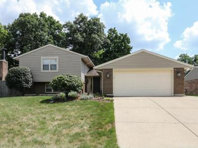 Huber Heights Single Family Home Active/Pending: 5920 Charlesgate Road