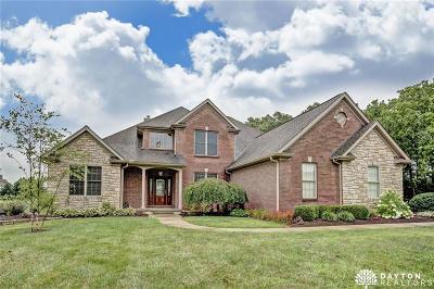 Springboro Single Family Home For Sale: 760 Grand Wood Court