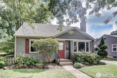 Bellbrook Single Family Home Active/Pending: 83 South Street
