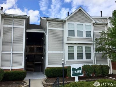 Miamisburg Condo/Townhouse For Sale: 1515 Commons Drive
