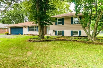 Centerville Single Family Home For Sale: 851 Whipp Road