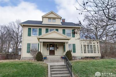 Troy Single Family Home For Sale: 103 Simpson Street