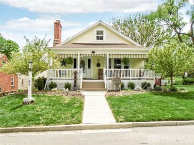 Englewood Single Family Home Active/Pending: 48 Orchard Avenue