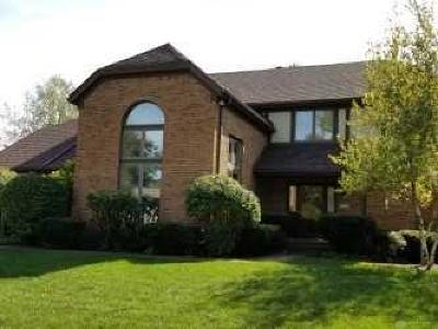 Vandalia Single Family Home For Sale: 240 Stonequarry Road