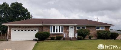 Springfield Single Family Home For Sale: 4712 Mesa Lane