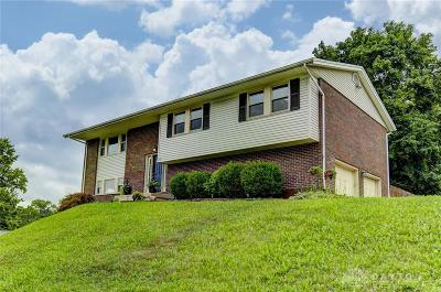 Dayton Single Family Home Active/Pending: 500 Lincoln Green Drive
