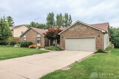 Xenia Single Family Home Active/Pending: 1504 Regency Drive
