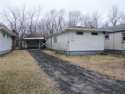 Dayton Single Family Home For Sale: 298 Oberlin Avenue