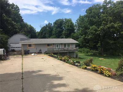 Troy Single Family Home For Sale: 2480 Greenlee Road
