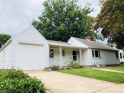 New Carlisle Single Family Home Active/Pending: 307 Adams Street