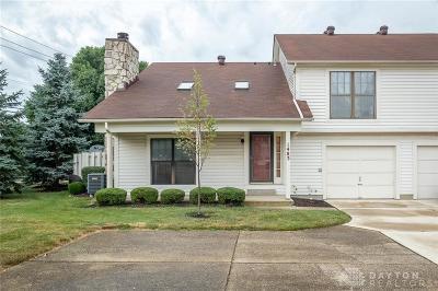 Fairborn Single Family Home Active/Pending: 1483 Sanzon Drive