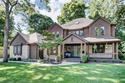 Bellbrook Single Family Home Active/Pending: 3589 Ridgeway Road