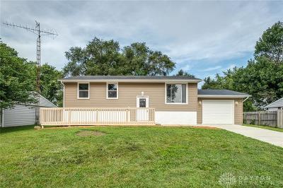 Single Family Home Active/Pending: 511 Glenapple Drive