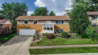 Miamisburg Single Family Home For Sale: 1633 Phyllis Avenue