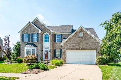 Springboro Single Family Home Active/Pending: 10 Meadows Drive