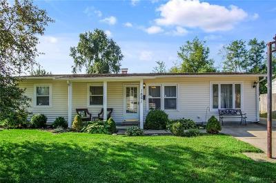 New Carlisle Single Family Home For Sale: 1651 Lundgren Road