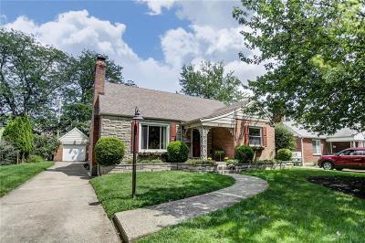 Oakwood Single Family Home For Sale: 333 Dixon Avenue