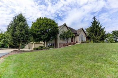 Springboro Single Family Home For Sale: 2435 Pekin Road