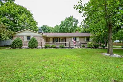 Jamestown Single Family Home For Sale: 4170 Shawnee Trail