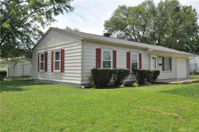 Single Family Home For Sale: 1709 Hartley Avenue