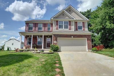 Dayton Single Family Home For Sale: 4015 Atha Court